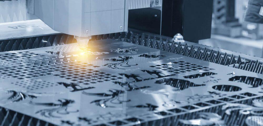 Laserski razrez omogoča izredno natančnost razreza pločevine
